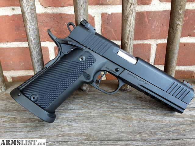 Armslist for sale armscor rock island 1911 2011 tac ultra fs hc 9mm