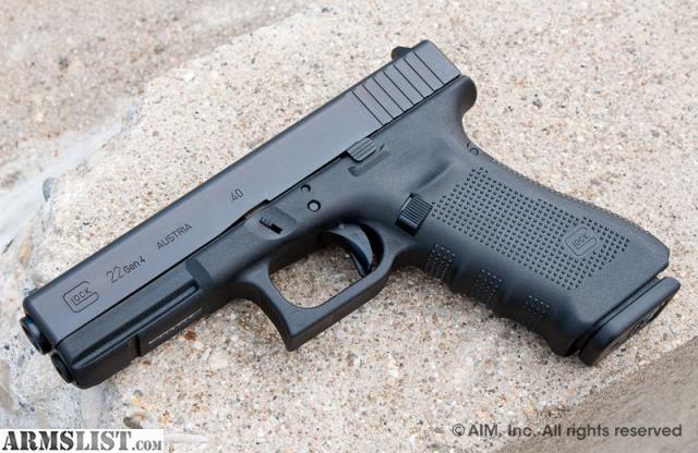 ARMSLIST - For Sale: Glock 22 Gen 4