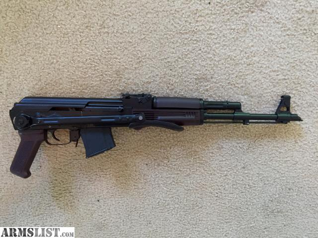 Made In Bulgaria Stamped Arsenal SAM7UF Milled Receiver AK 47 With  Underfolding Stock, Plum Furniture, Smoothest Trigger I Have Felt,  Beautiful Piece, ...