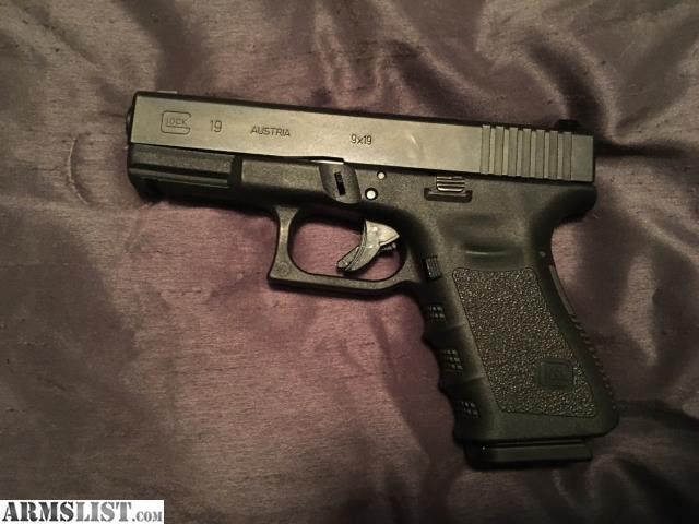 Armslist For Sale Glock 19 Gen 3