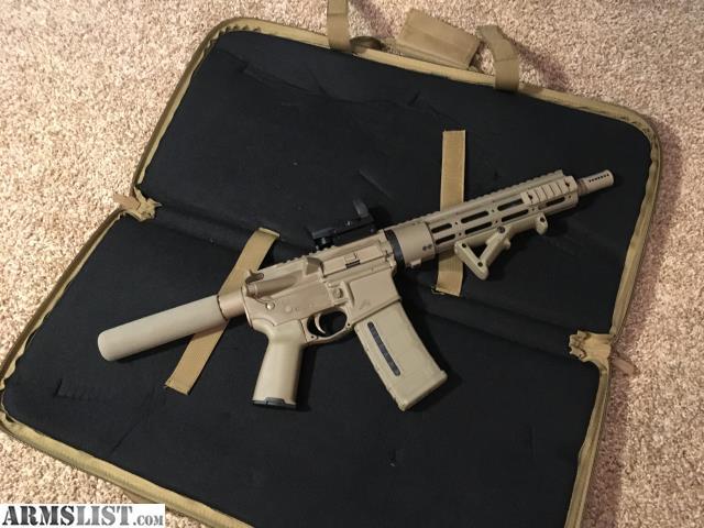 Armslist For Sale Trade Aero Precision Fde 10 5 Quot Ar Pistol