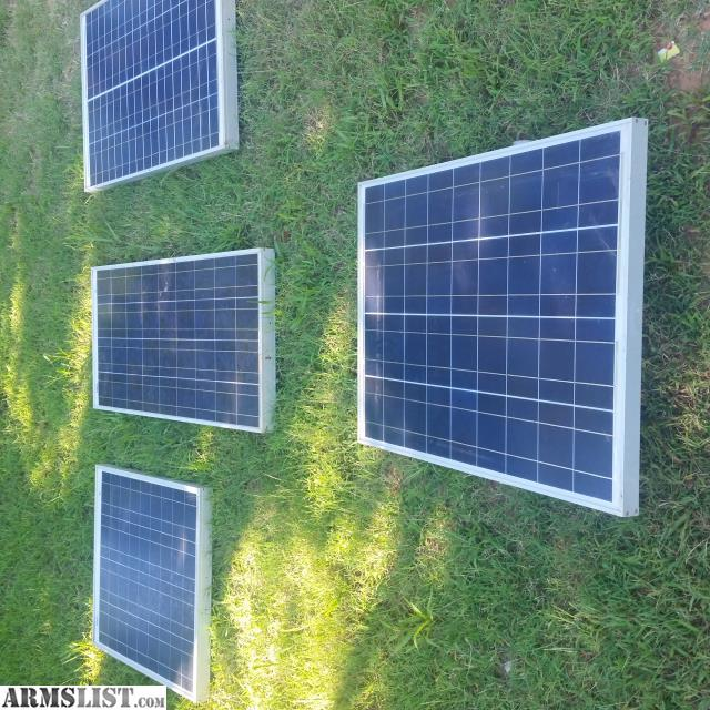 Armslist For Sale Trade Solar Panels