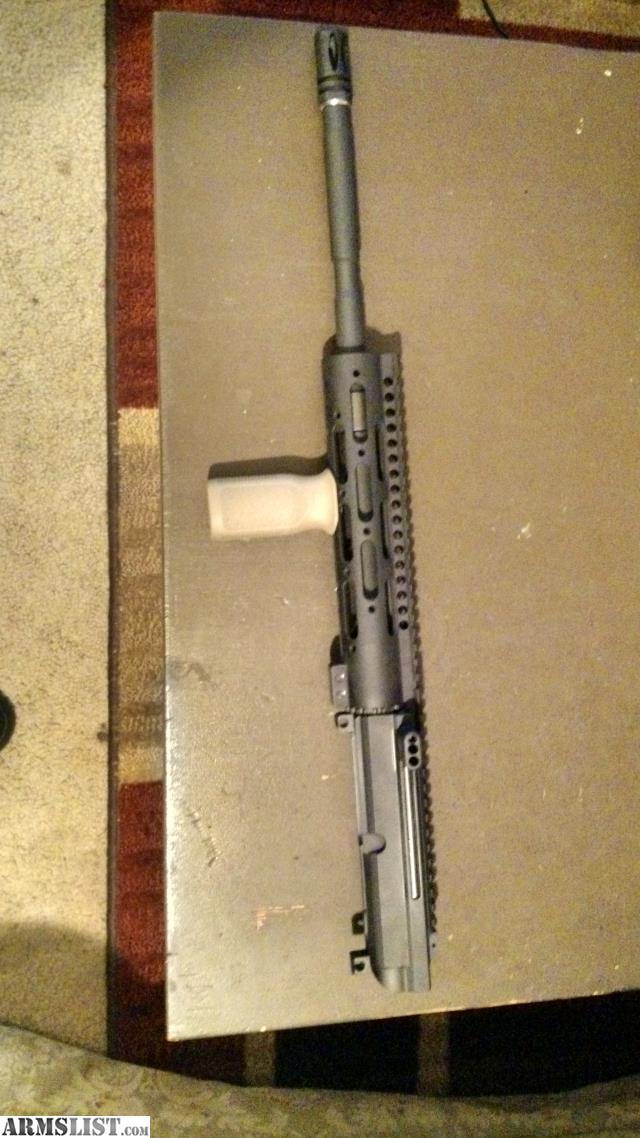 Armslist for sale side charging ar15 upper