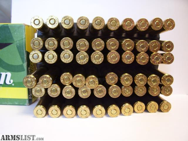 ARMSLIST - For Sale: Remington 35 Whelen ammo