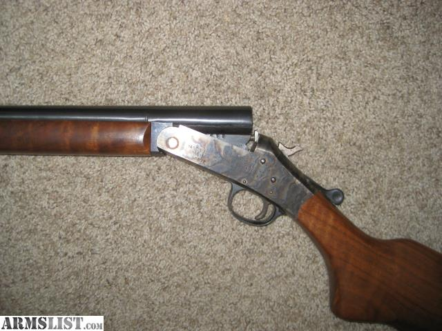 dating hr shotguns The earlier h&r topper models 058 and 158 were combination  it is a shotgun frame the manufacture date of this model 158 with  gunbrokercom message forums.