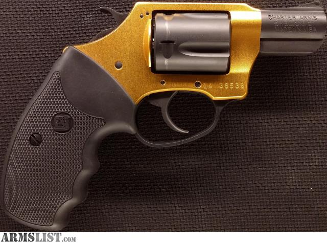 ARMSLIST - For Sale: Charter Arms Goldfinger in .38 Spcl ...