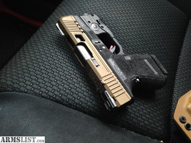 Armslist For Trade Custom Glock 26