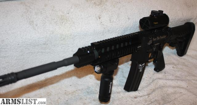ARMSLIST - For Sale: Anderson Custom Punisher AR-15 Rifle