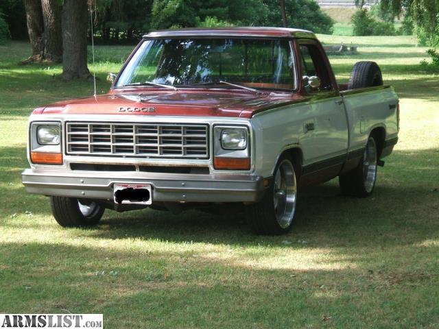 ARMSLIST - For Sale/Trade: Mopar 1984 Dodge D150 ...