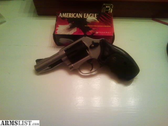 ARMSLIST - For Sale/Trade: S&W 632  327 Fed Mag