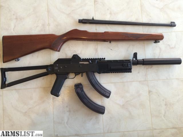 Armslist For Sale Ruger 1022 Krink
