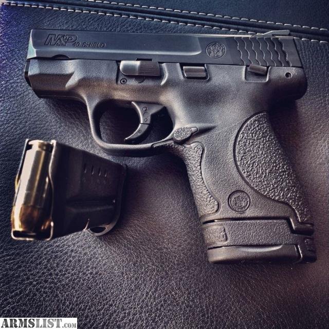 M And P Shield 40 ARMSLIST - For Sale/Tr...