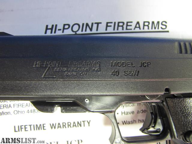 Hi Point Firearms Serial Number Location - moonxilus
