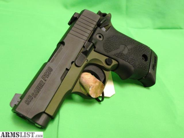 Armslist For Sale Sig Sauer P238 Talo Edition Army Od Green
