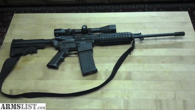 For Sale: AR-15 Bushmaster 5.56 / .223