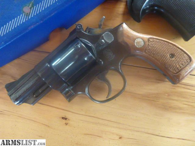 armslist for sale s w 357 magnum model 19 5 revolver smith rh armslist com S&W Model 19-3 S&W Model 19-3