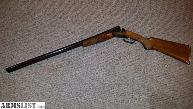 Dallas Gun Trader >> ARMSLIST - For Sale/Trade: FIE ERA Brazil Double Barrel 12 gauge