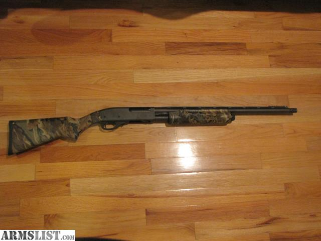 ARMSLIST - For Sale: Remington 870 20 Gauge Youth Camo