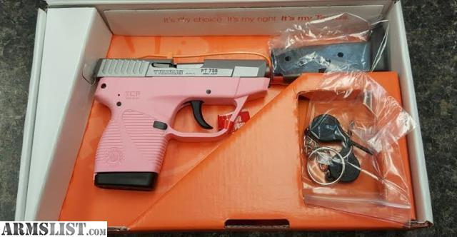 Armslist for sale taurus tcp 380acp pistol with 2 mags for Golden nugget pawn jewelry holiday fl
