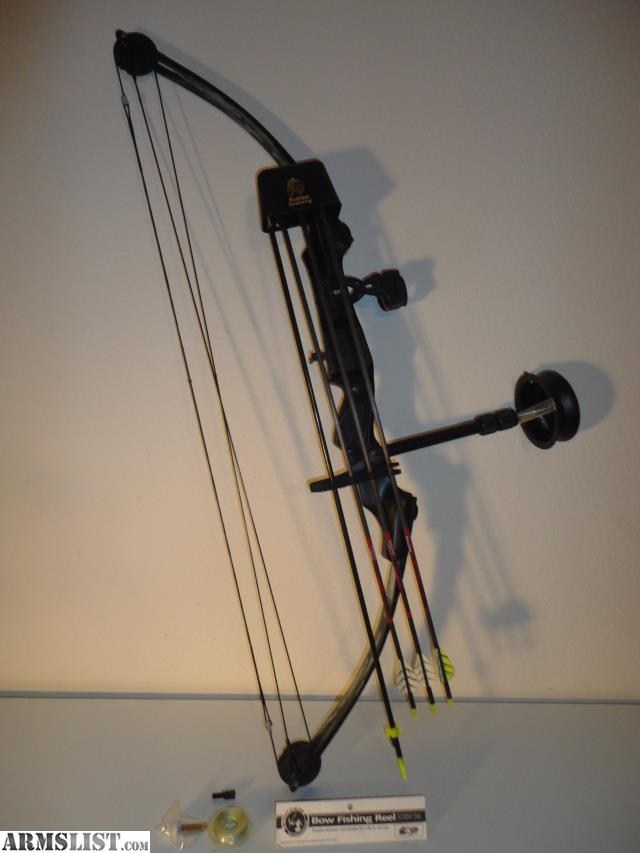 Armslist for sale bowfishing hunting rig robin hood for Bow fishing gear
