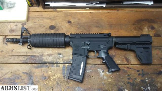 "ARMSLIST - For Sale: AR-15 pistol - PSA 10.5"" upper - KAK ..."