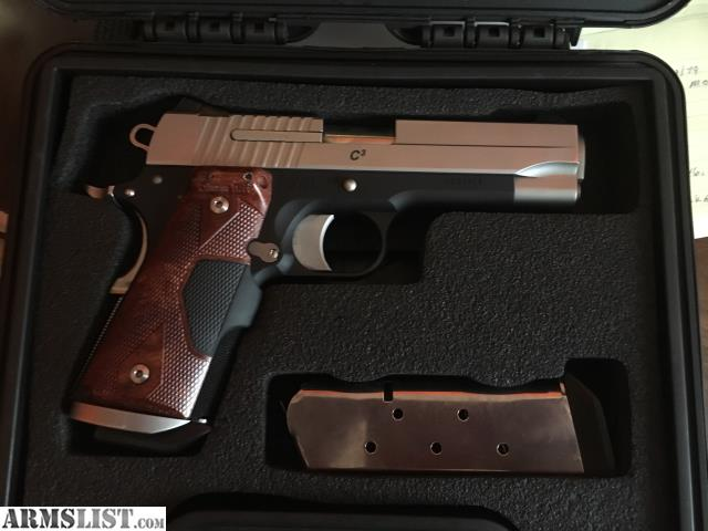 Armslist For Sale Sig Sauer 1911 C3 With Crimson Trace Grips