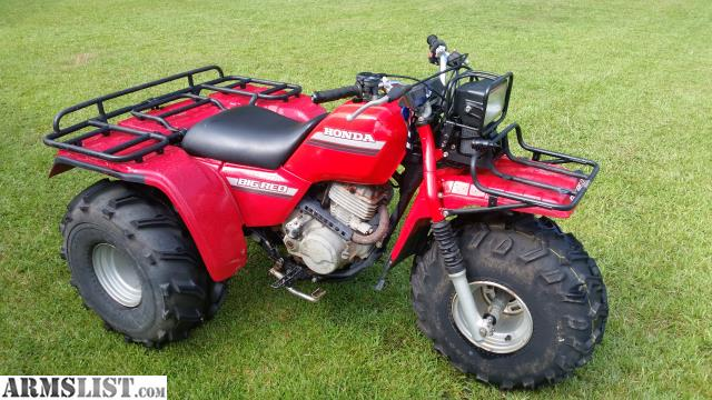 ARMSLIST - For Trade: Honda Big Red