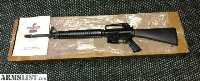 armslist for sale new in box pre ban bushmaster 20 ar 15 rifle rh armslist com Bushmaster XM15-E2S Manual AR-15 Optics