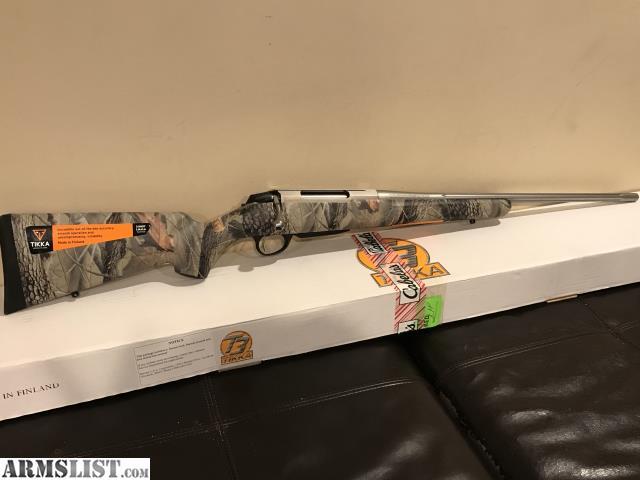 Summary -> Tikka T3x Superlite Boltaction Rifle Cabelas