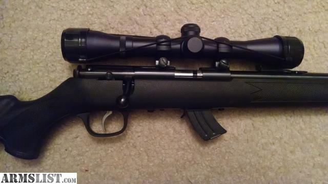 Savage 22 Magnum Rifles For Sale Walmart