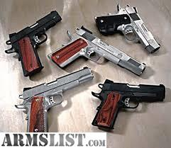 ARMSLIST - For Sale: KIMBER 1911 380 9mm 45acp 10mm
