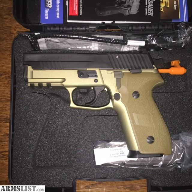 For Sale Trade Sig Sauer P229 9mm Tacpac With: For Sale/Trade: Sig Sauer P229 Combat