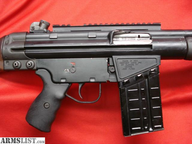 Armslist For Sale Century Arms Cetme 308 Rifle