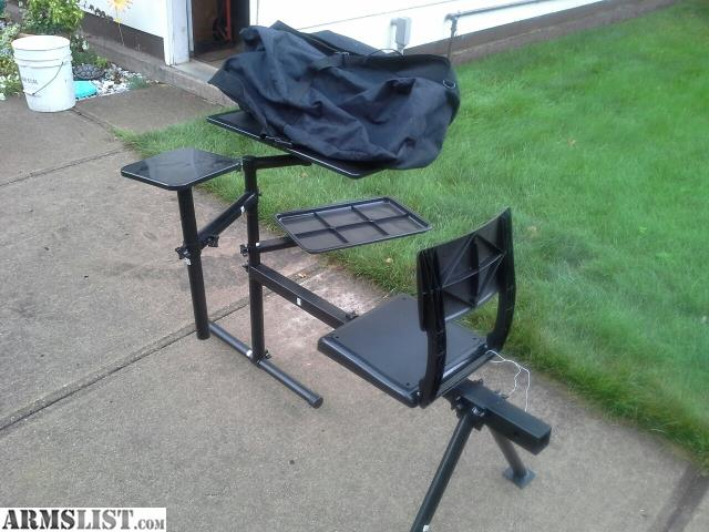 Armslist For Sale Portable Shooting Bench