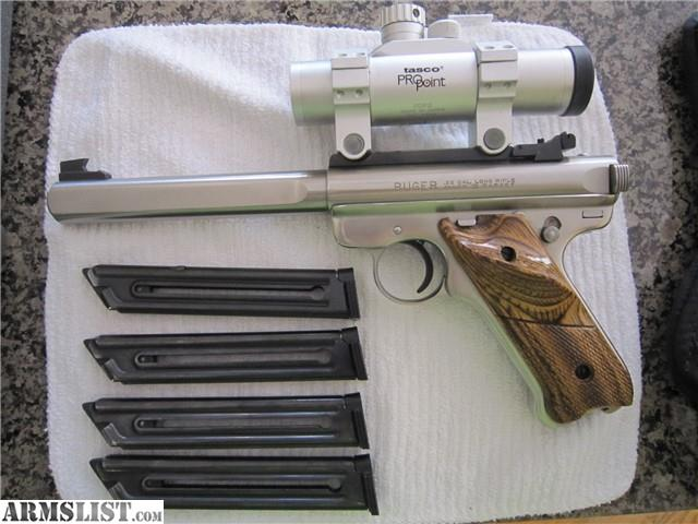 Armslist for trade glock 43 - Armslist For Sale Ruger Mark Iii Target Competition 22