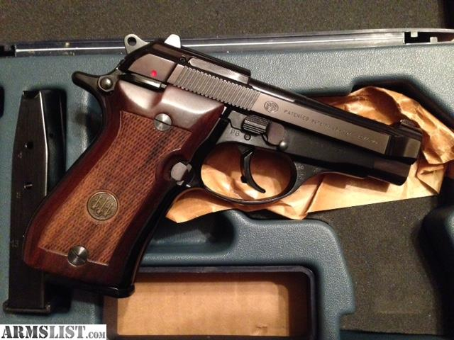 Beretta 84bb – Billy Knight