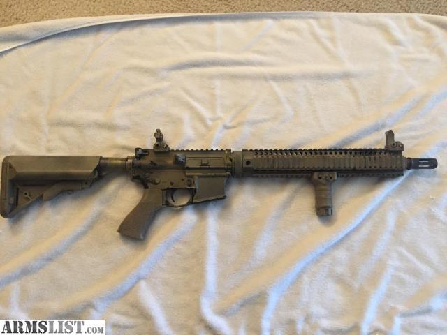 Armslist For Sale Lmt 14 5 Quot Ar 15