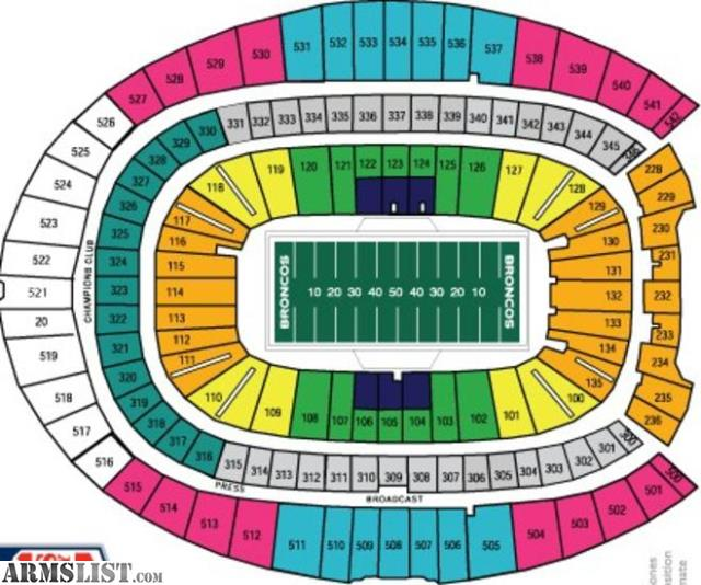 Denver Broncos Schedule: How To Win Broncos Tickets