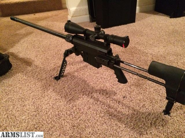 ARMSLIST - For Sale: EDM Arms Windrunner 408CT, 50 BMG
