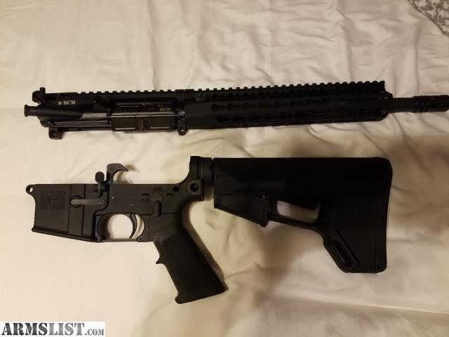 BCM AR15 Upper Receiver Group AR15 - Bravo Company USA