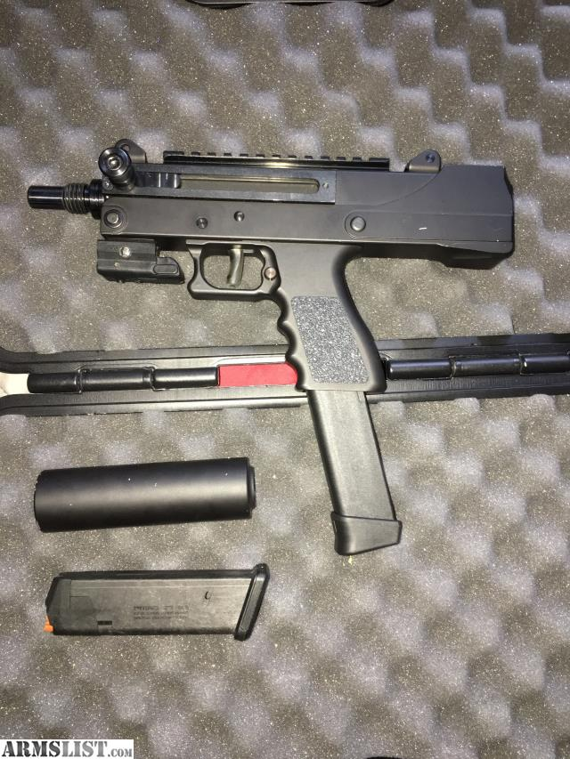 Most Design Ideas Mac 10 9mm Pistol Pictures, And