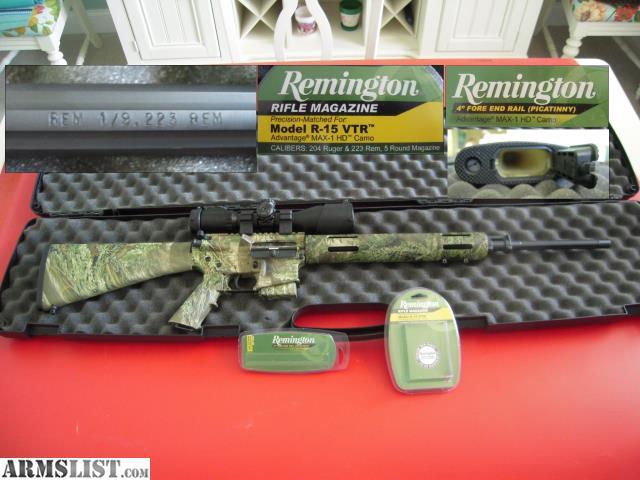 ARMSLIST - For Sale: Remington Model R15 VTR .223 (AR-15)