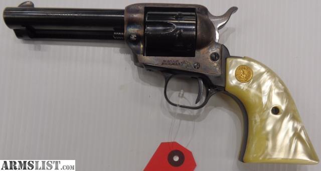 Armslist For Sale Colt Peacemaker 22 Caliber Single