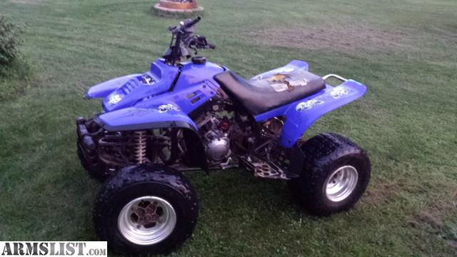 Armslist for sale trade warrior 350 for Yamaha warrior for sale