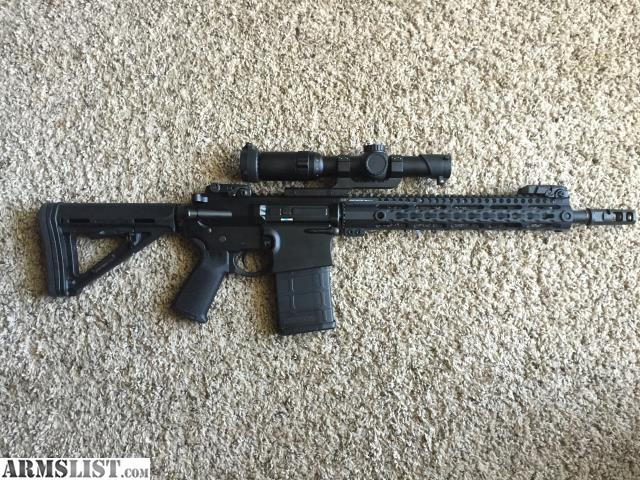 ARMSLIST - For Sale: DPMS G2 recon 308 rifle