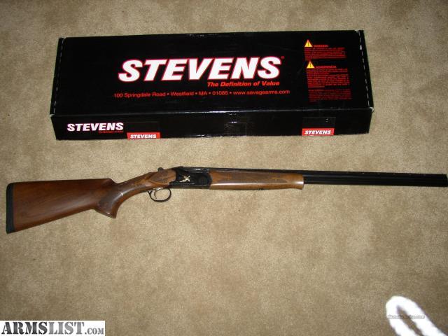 Stevens 67e shotgun Owners Manual