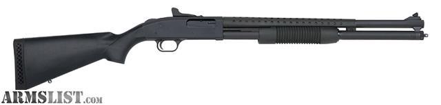 ARMSLIST - For Sale: Mossberg 500 Tactical 8 Shot
