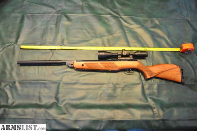 Armslist For Sale Gamo Hunter Extreme Se Pellet Rifle