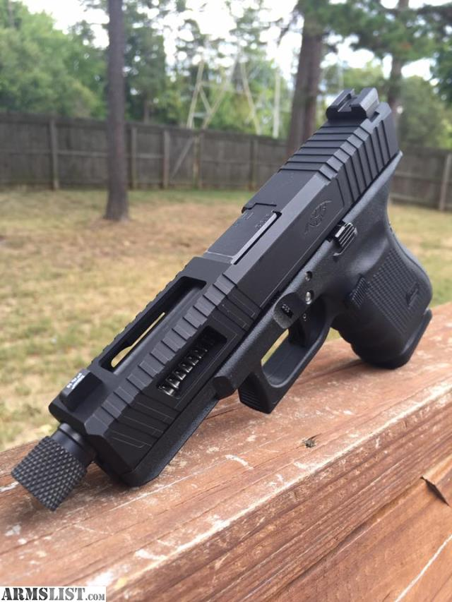 Armslist For Sale Glock 19 Custom Milled