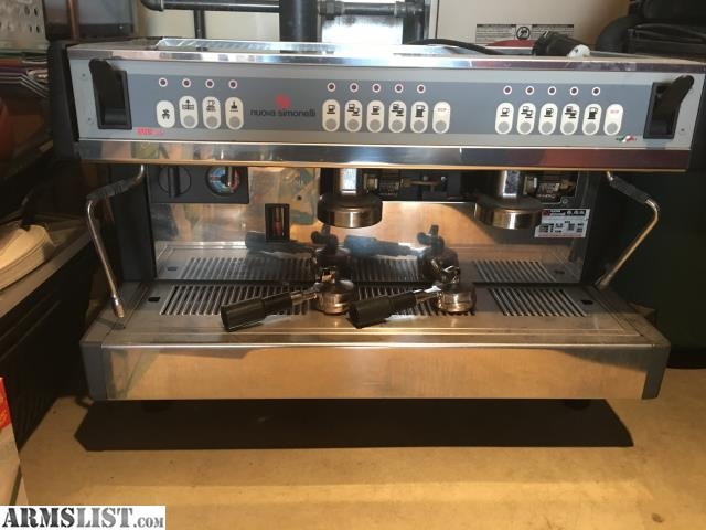 commercial espresso machines for sale